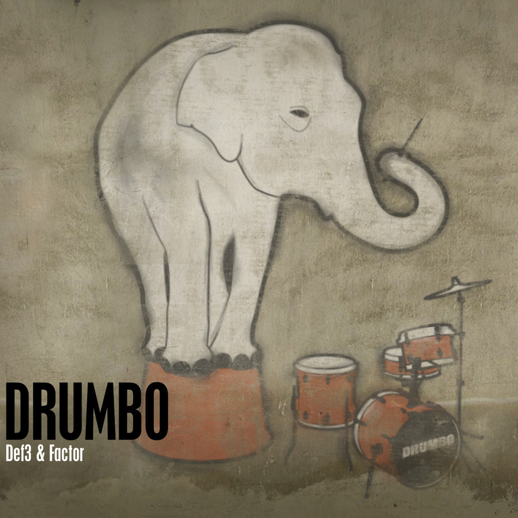 Drumbo by Def3 and Factor
